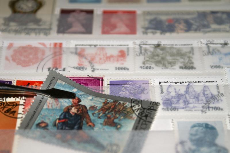 Briefmarke Hofschlaeger